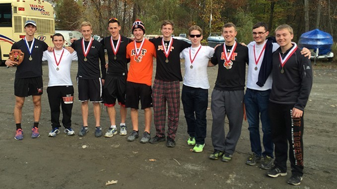 Men's crew has strong showing at Head of the Fish Regatta