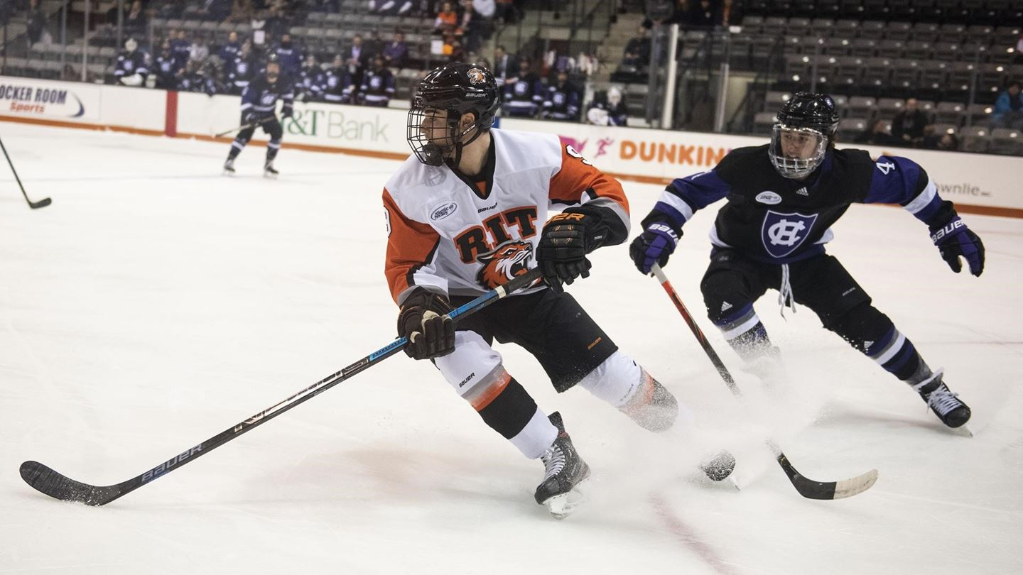 RIT ties Canisius, gains extra point with shootout win