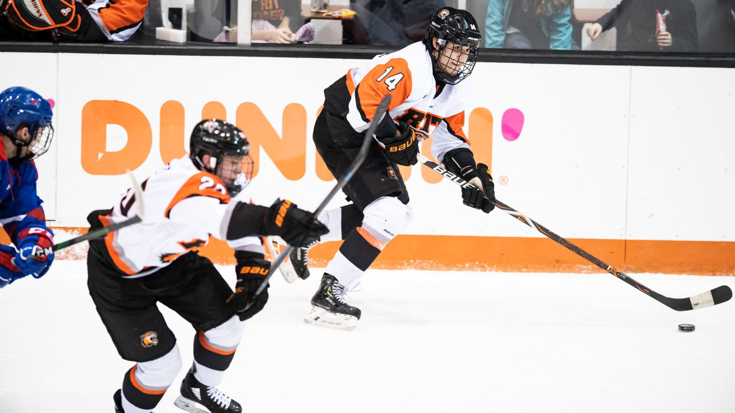 RIT moves past Holy Cross, 4-2